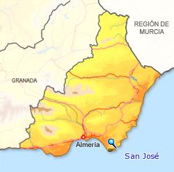 Alquiler de vacaciones san jos casas vacaciones san jos - Alquiler de casas en san jose almeria ...